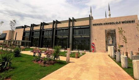 Археологический музей в Мерсине
